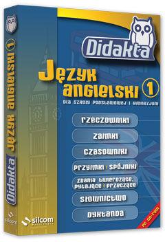 Didakta - Multilicencja nieograniczona czasowo - Język angielski 1 - dla początkujacych