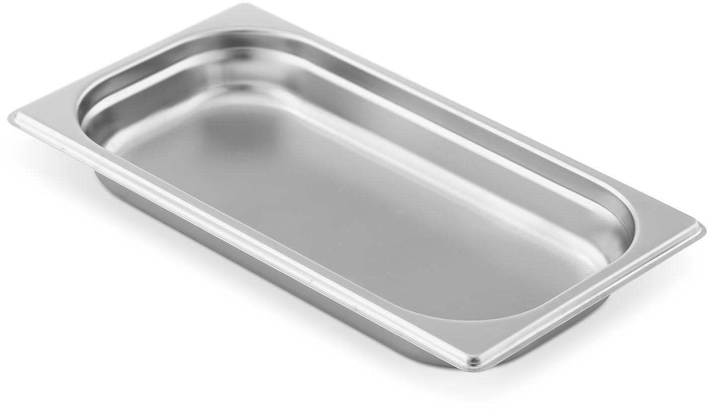 Pojemnik gastronomiczny - GN 1/3 - głębokość 40 mm - Royal Catering - RCGN-1/3-40 - 3 lata gwarancji/wysyłka w 24h