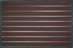 ID Matt combi'' chłonne, włókna syntetyczne, brązowe, 80 x 120 x 0,6 cm