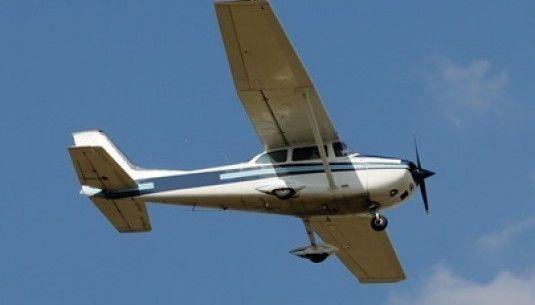 Lot widokowy samolotem - Rybnik - Cessna 172C - 10minut