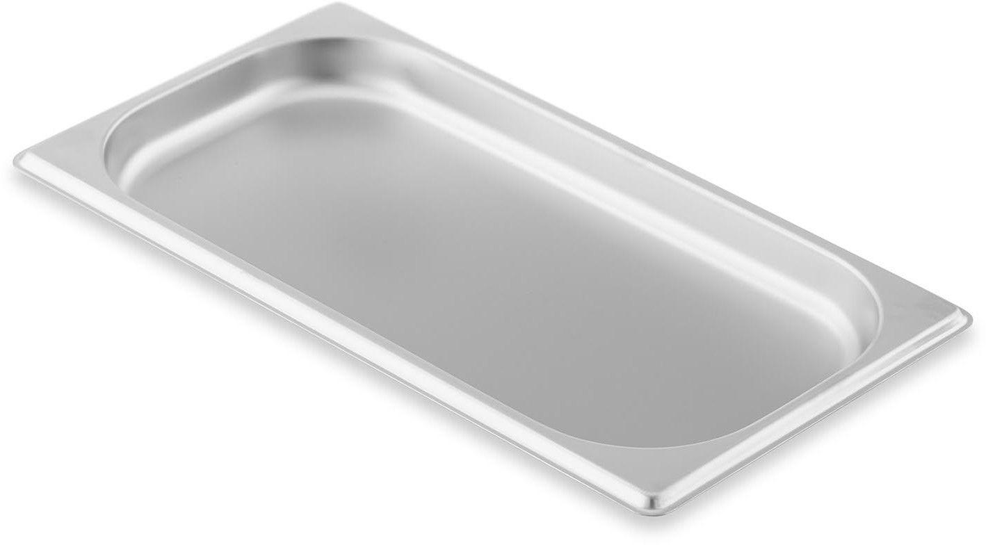 Pojemnik gastronomiczny - GN 1/3 - głębokość 20 mm - Royal Catering - RCGN-1/3-20 - 3 lata gwarancji/wysyłka w 24h