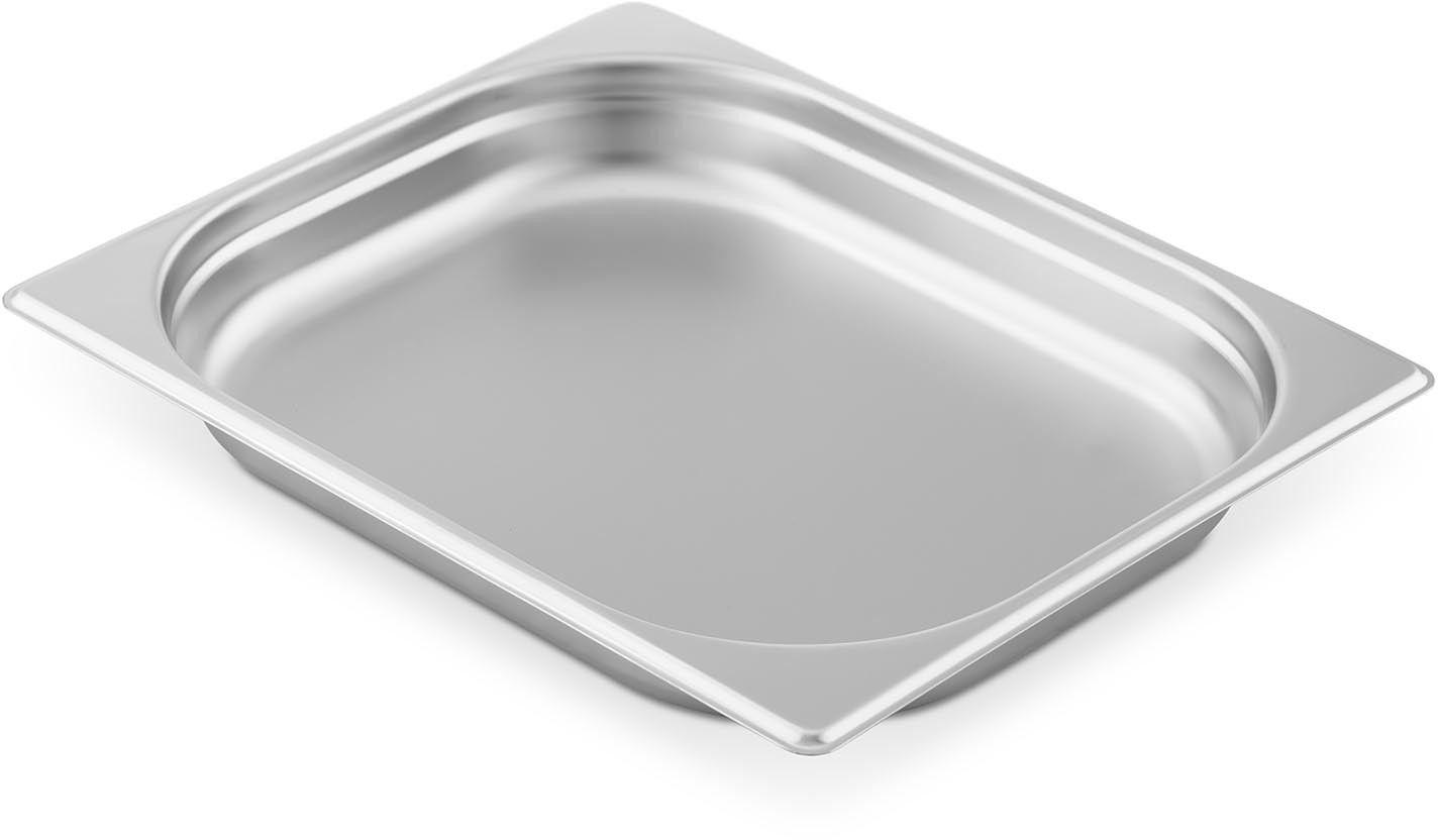 Pojemnik gastronomiczny - GN 1/2 - głębokość 40 mm - Royal Catering - RCGN-1/2-40 - 3 lata gwarancji/wysyłka w 24h