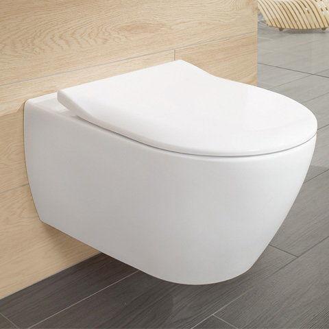 Subway 2.0 V&B miska WC wisząca ViClean - 5600 50 R1 Darmowa dostawa
