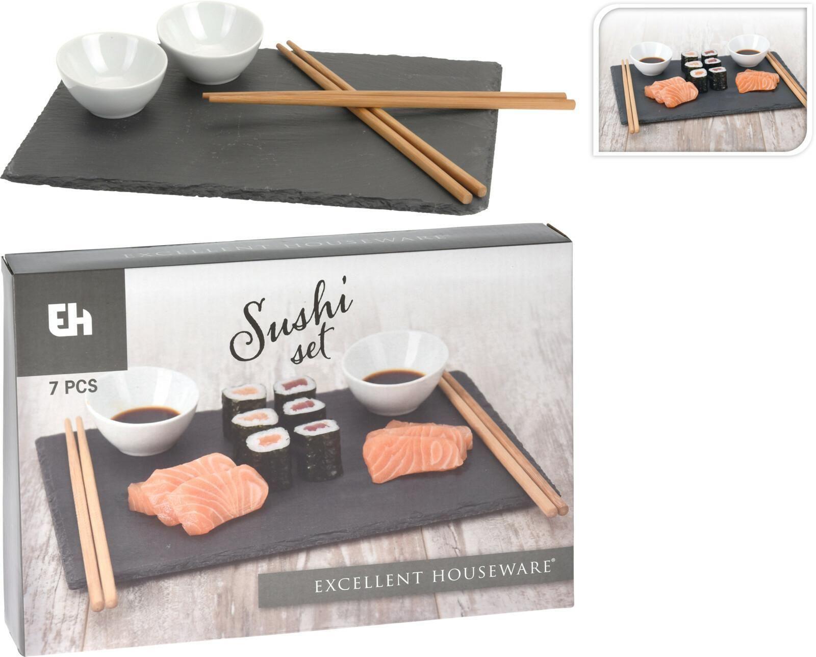 Zestaw do sushi STONE 7 elementów