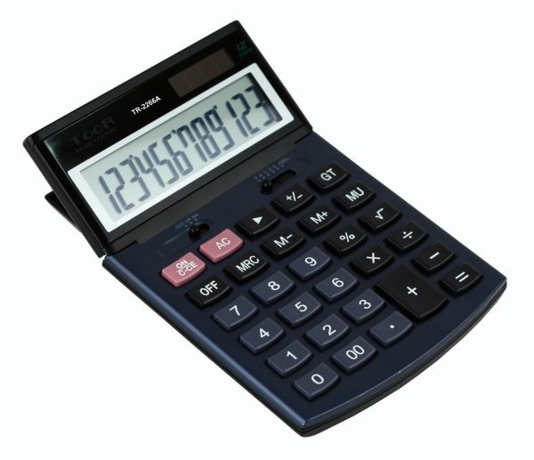 Kalkulator TOOR TR-2266A - X06796