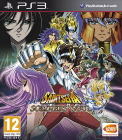 Saint Seiya Soldiers'' Soul PS 3