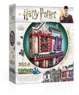 Wrebbit 3D Puzzle Harry Potter Quality Quidditch Supplies 305
