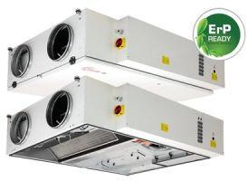 Rekuperator Salda RIS 400 PE 1.6 EKO 3.0
