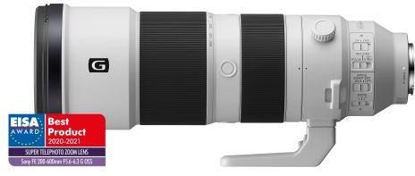 Obiektyw Sony SEL FE 200-600mm f/5.6-6.3 G OSS - 2 LATA GWARANCJI EXTRA - JESIEŃ W OBIEKTYWIE - RABAT 1500 ZŁ.