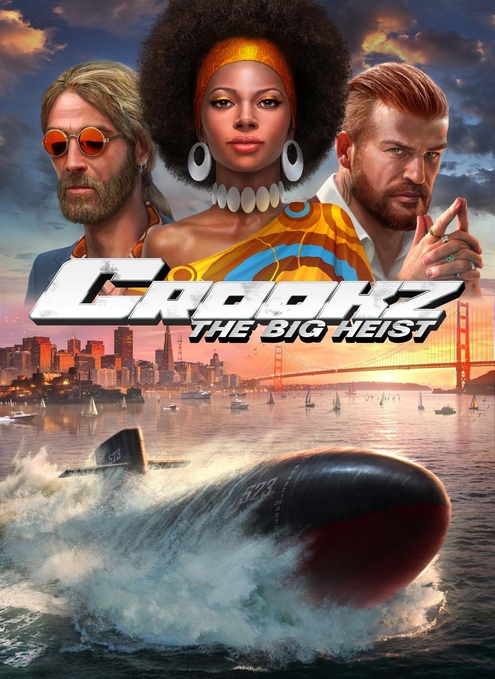 Crookz: The Big Heist (PC) PL DIGITAL