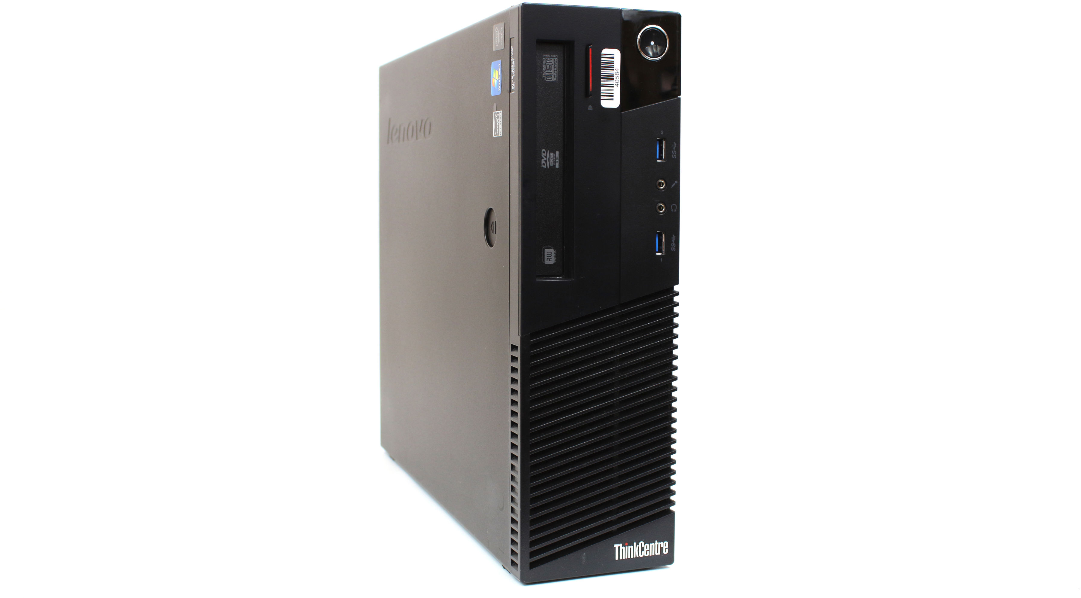 Komputer DESKTOP Lenovo ThinkCentre M93p Intel i5-4570 4x3.60GHz 4GB 500GB USB 3.0 - Windows 7 Professional