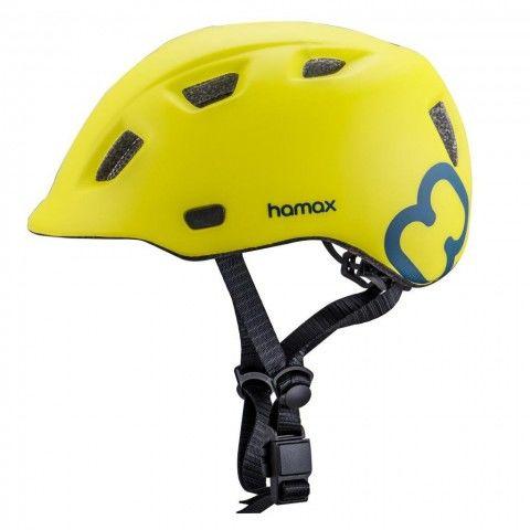 Hamax THUNDERCAP Kids kask rowerowy 52-56 cm