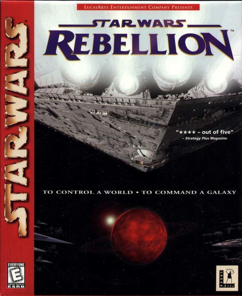 STAR WARS Rebellion (PC) klucz Steam