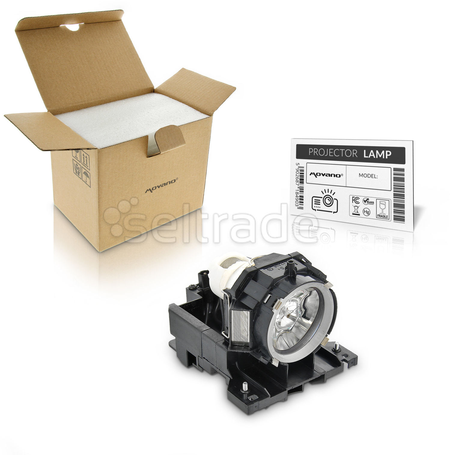 Lampa do projektora Infocus IN42, IN42+ SP-LAMP-027