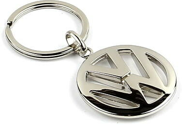 Brelok metalowy - Volkswagen