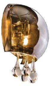 Kinkiet Burn AZ0911 AZzardo dekoracyjna oprawa w stylu design