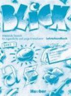 Blick 1 podręcznik