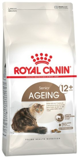 Royal Canin Ageing +12 400g Cat