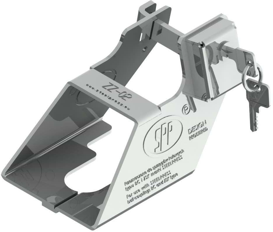 Zabezpieczenie zaczepu haka ZZ-02 Steelpress