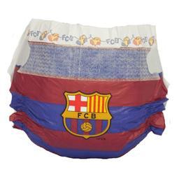 FC Barcelona - pieluchy jednorazowe