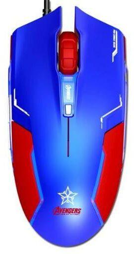 E-BLUE Capitan America (niebieska)