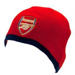Arsenal Londyn - czapka zimowa juniorska