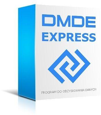 DMDE Express - Certyfikaty Rzetelna Firma i Adobe Gold Reseller