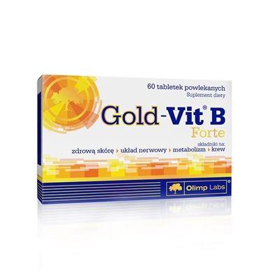 Gold-Vit B Forte 60tab