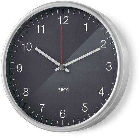Zack - zegar palla szary ø 24 cm - 24,00 cm