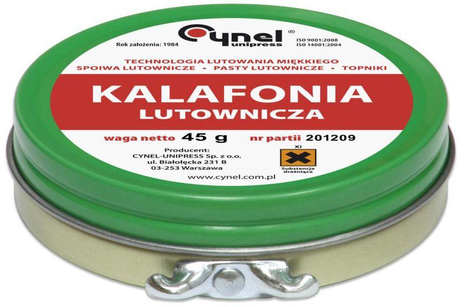 Kalafonia 45g 60412 CYNEL