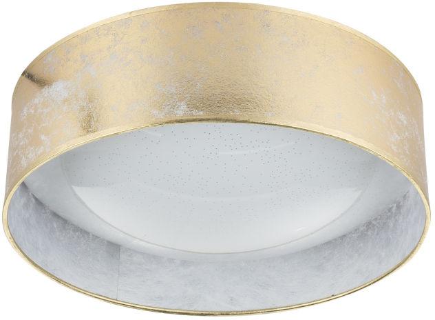 Globo AMY 15187D7 plafon lampa sufitowa przecierane złoto LED 18W 3000K 40cm