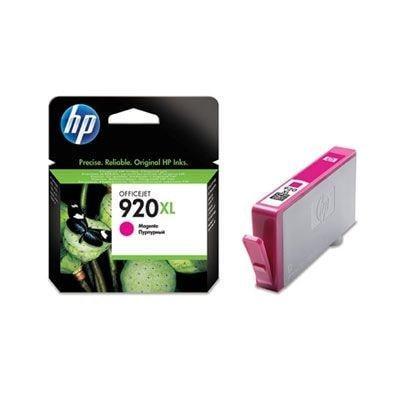 Tusz Oryginalny HP 920 XL (CD973AE) (Purpurowy) - DARMOWA DOSTAWA w 24h