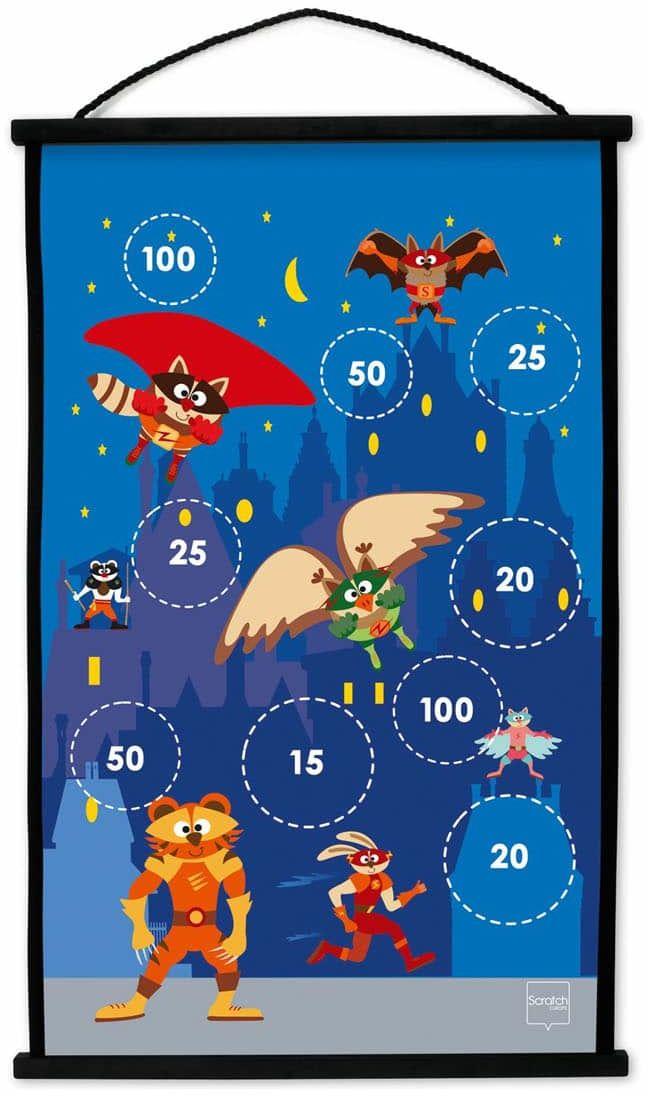 Gra dart dla dzieci - Start To Dart - superbohater