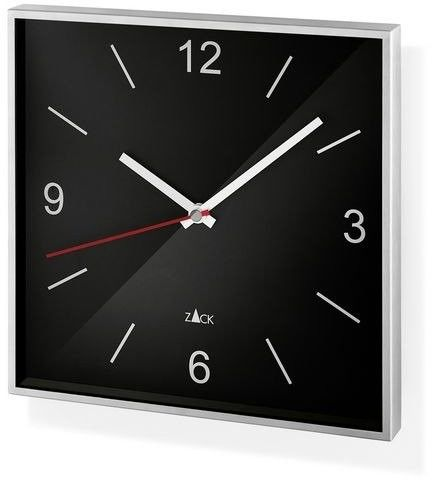 Zack - zegar sillar - czarny - czarny
