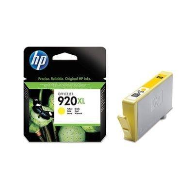 Tusz Oryginalny HP 920 XL (CD974AE) (Żółty) - DARMOWA DOSTAWA w 24h
