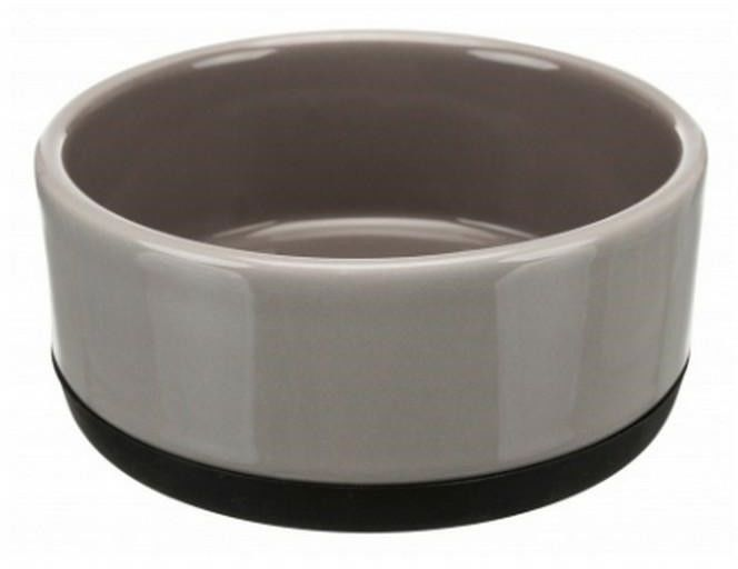 TRIXIE - Miska ceramiczna z gumą