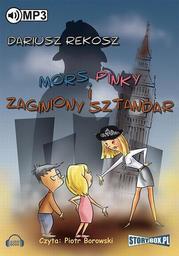 Mors, Pinky i zaginiony sztandar - Audiobook.