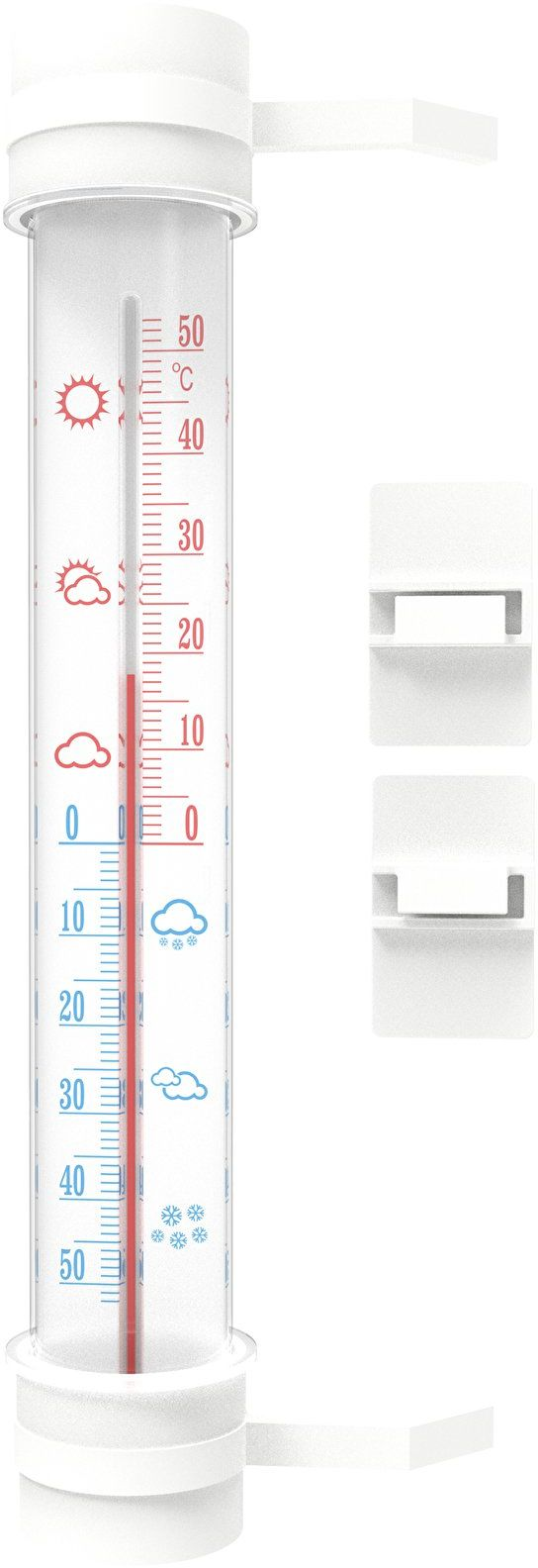 Termometr zewnętrzny - kpl. 900 szt.