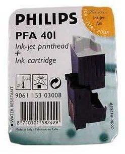 Philips PFA 401 - oryginalny tusz, black (czarny)