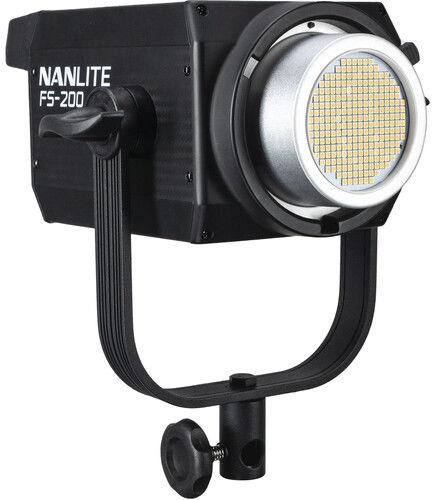 Nanlite FS-200 Daylight - lampa diodowa LED, 5600K, 240W, Bowens Nanlite FS-200