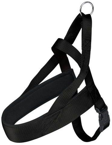Szelki (trixie) PREMIUM comfort czarne