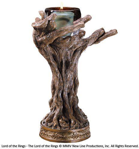 The Noble Collection Pręt Gandalf z szarego świecznika wotywnego