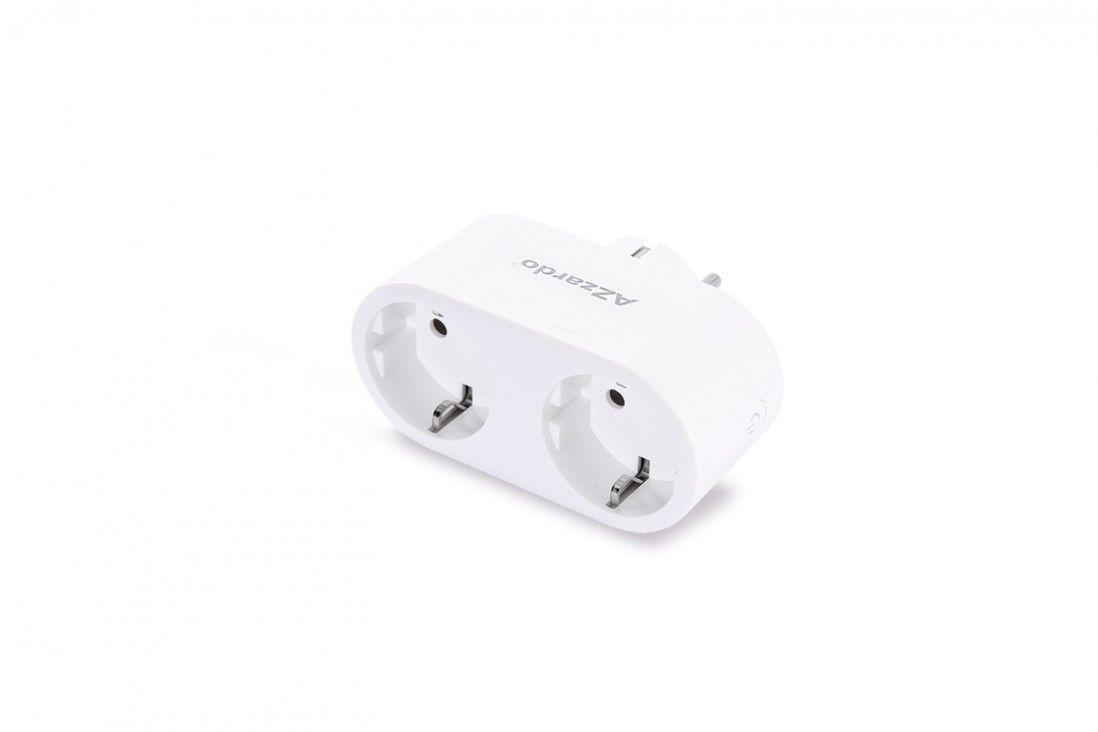 Wtyczka WiFi Plug 16A Double AZ3476- AZzardo  Mega rabat przez tel 533810034  Zapytaj o kupon- Zamów