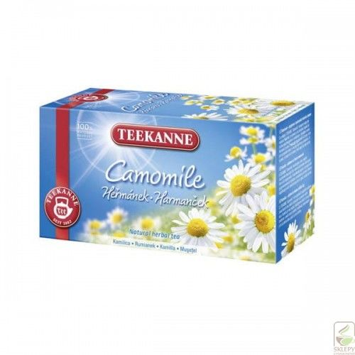 Teekanne Rumianek 20 kopert