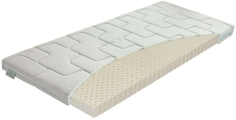 Materac TOP LATEX nawierzchniowy : Rozmiar - 120x200