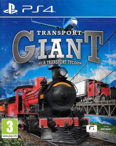 Transport Giant PS 4