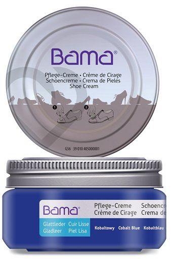 Krem do obuwia BAMA Premium 089 Kobaltowy 50ml w słoiczku