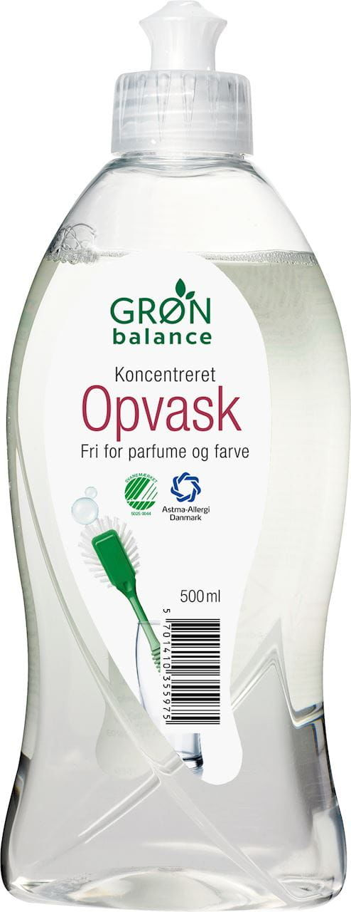 Płyn do naczyń 500 ml - gron balance
