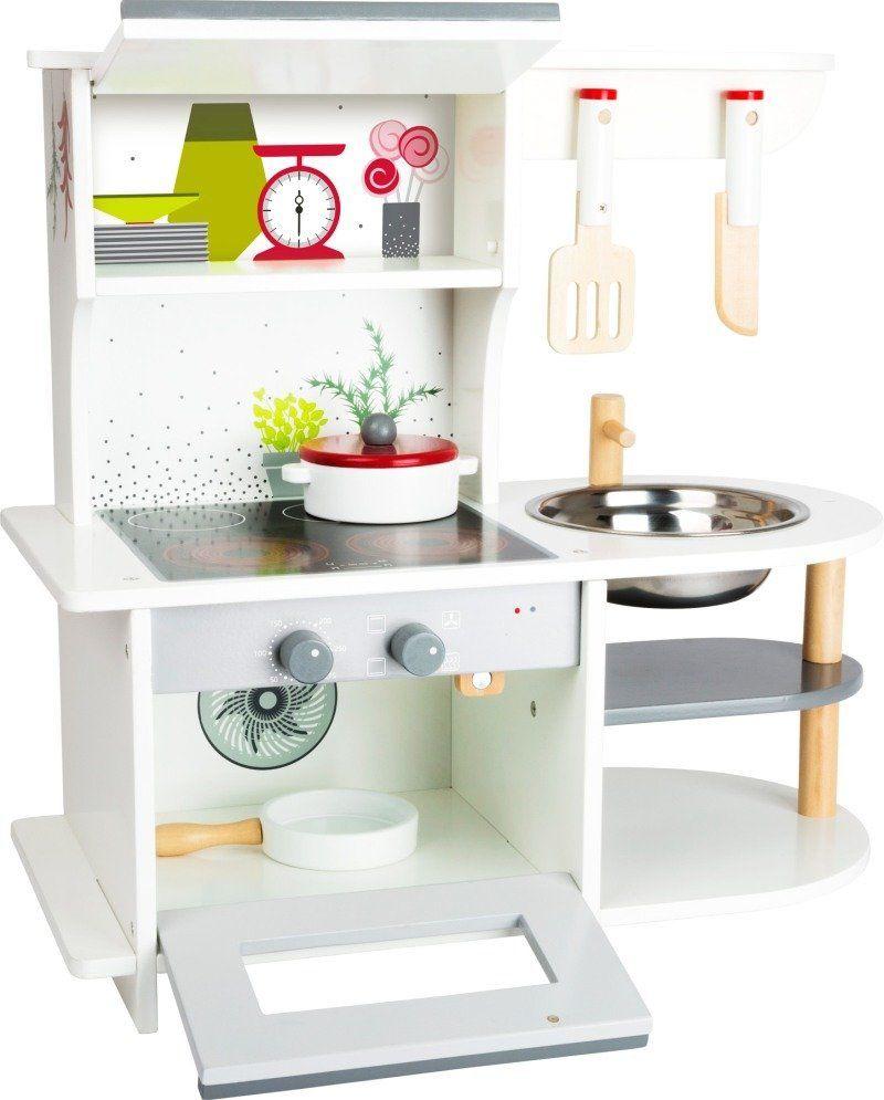 Kuchnia dla dzieci Gastronomiczne specjały 11159-Small Foot Design, Zabawka drewniana