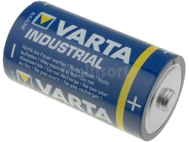 Bateria alkaliczna 1,5V VARTA C Industrial